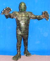 Gill Man Creature Swamp